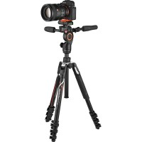 Штатив Manfrotto MKBFRLA-3W Befree 3Way Live Adv Alpha